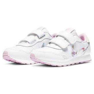 Tênis Infantil Couro Nike MD Valiant Feminino