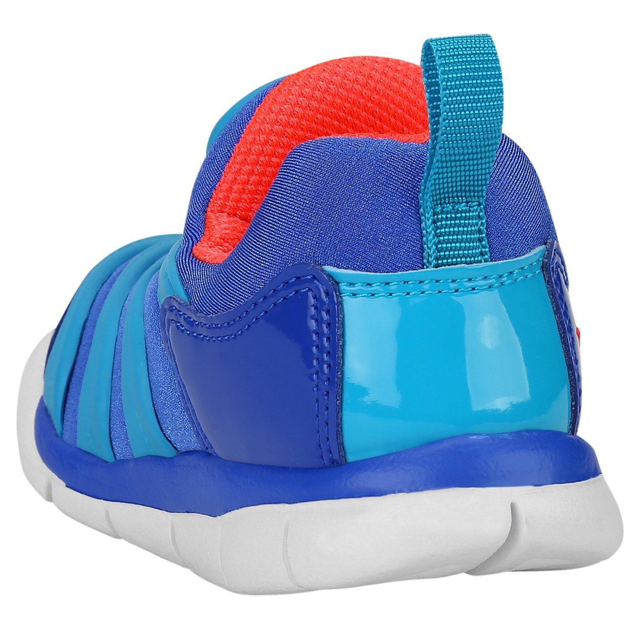 df2ea24fe Tênis Infantil Nike Dynamo Free - Azul e Laranja - Compre Agora ...