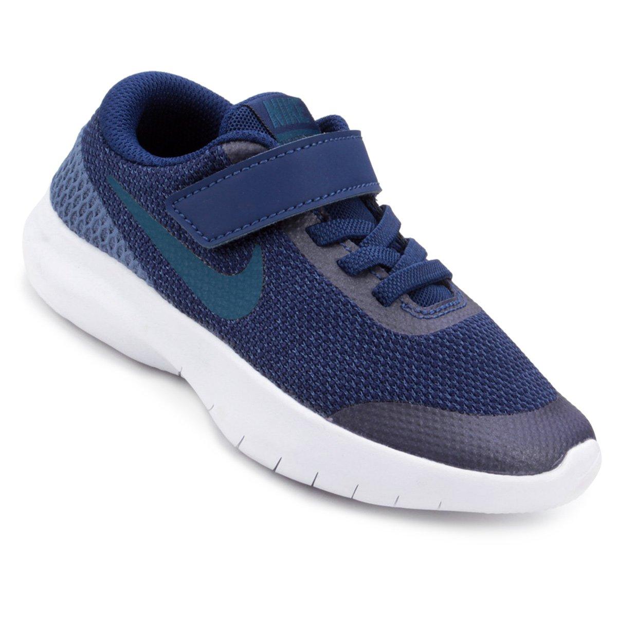 85cd8017d20 Tênis Infantil Nike Flex Experience Run 7 - Azul - Compre Agora ...