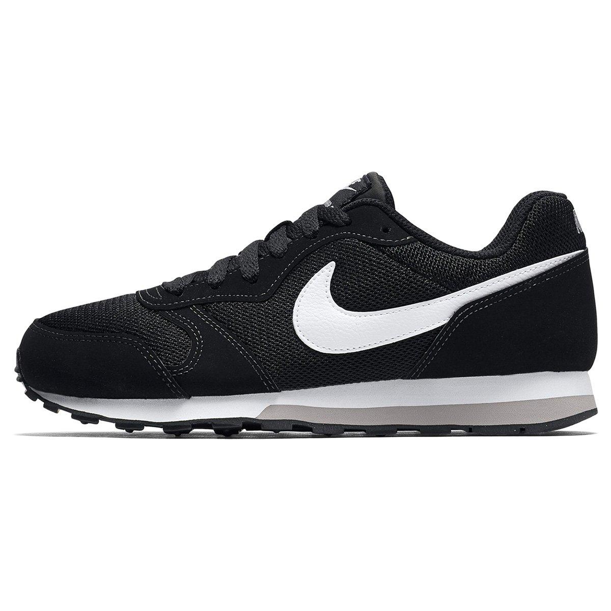 de repuesto prioridad estático  Tênis Infantil Nike Md Runner 2 GS - Preto   Shop Timão