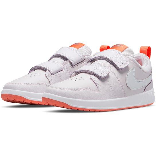 Tênis Infantil Nike Pico 5  PSV - Violeta