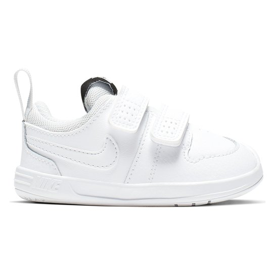 Tênis Infantil Nike Pico 5 - Off White