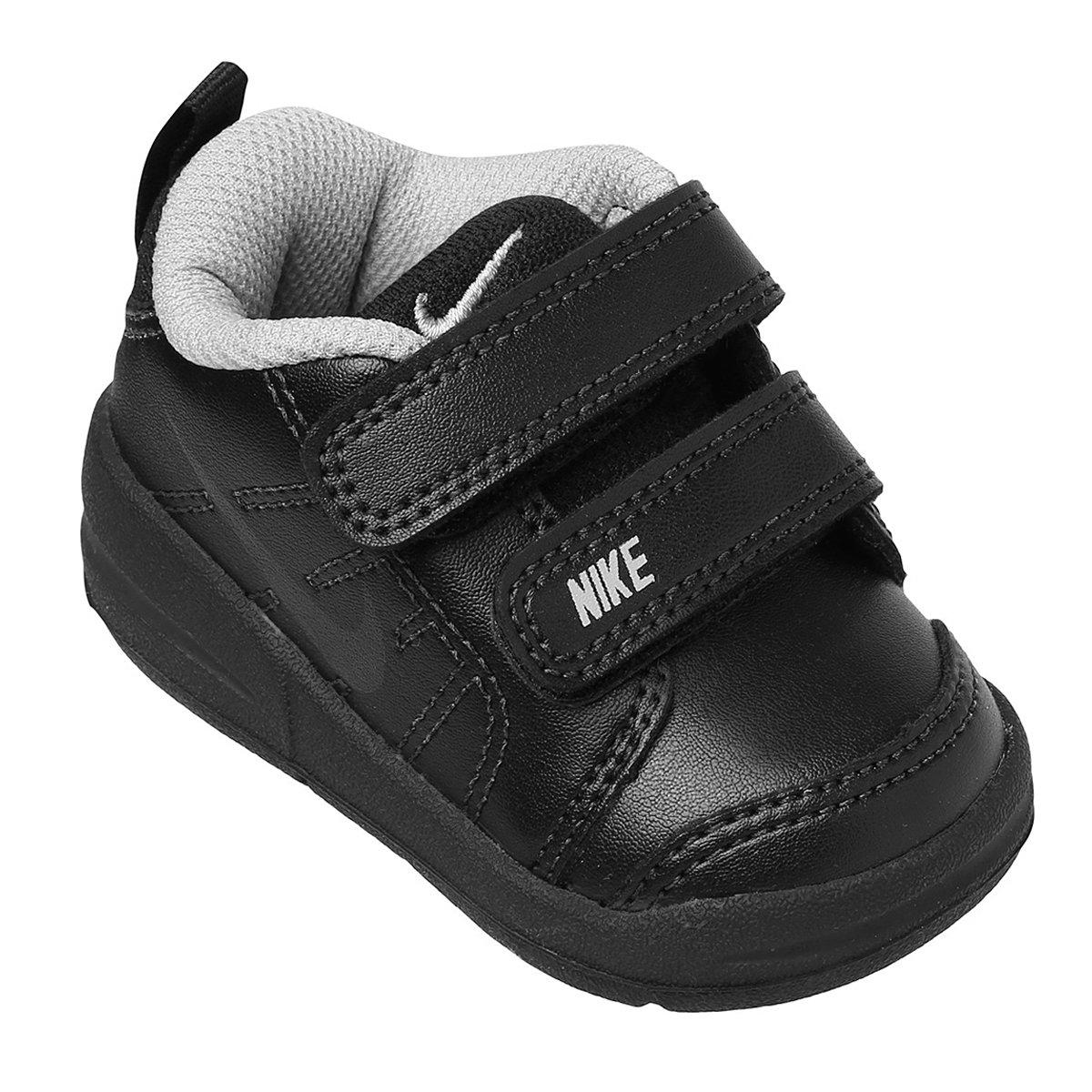 8e0e2becfd6 Tênis Infantil Nike Pico Lt Masculino - Preto e Cinza - Compre Agora ...