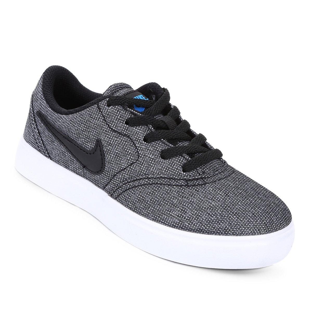 Tênis Infantil Nike SB Check Cnvs - Compre Agora  389e478b6269a
