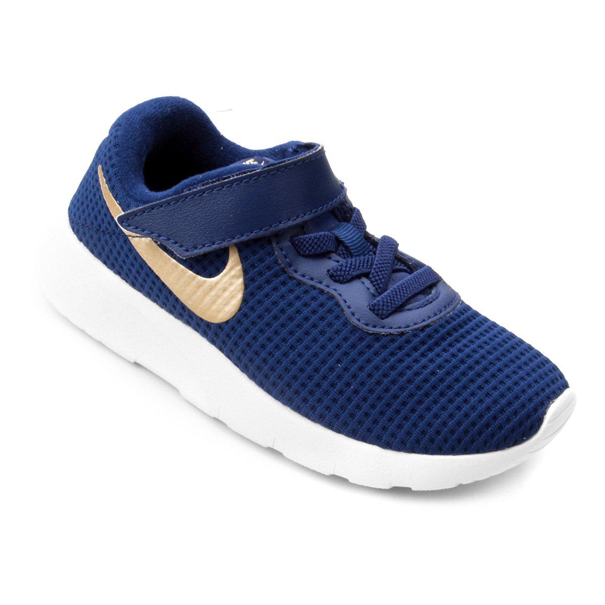 3984b5f1cae Tênis Infantil Nike Tanjun Velcro Masculino - Compre Agora