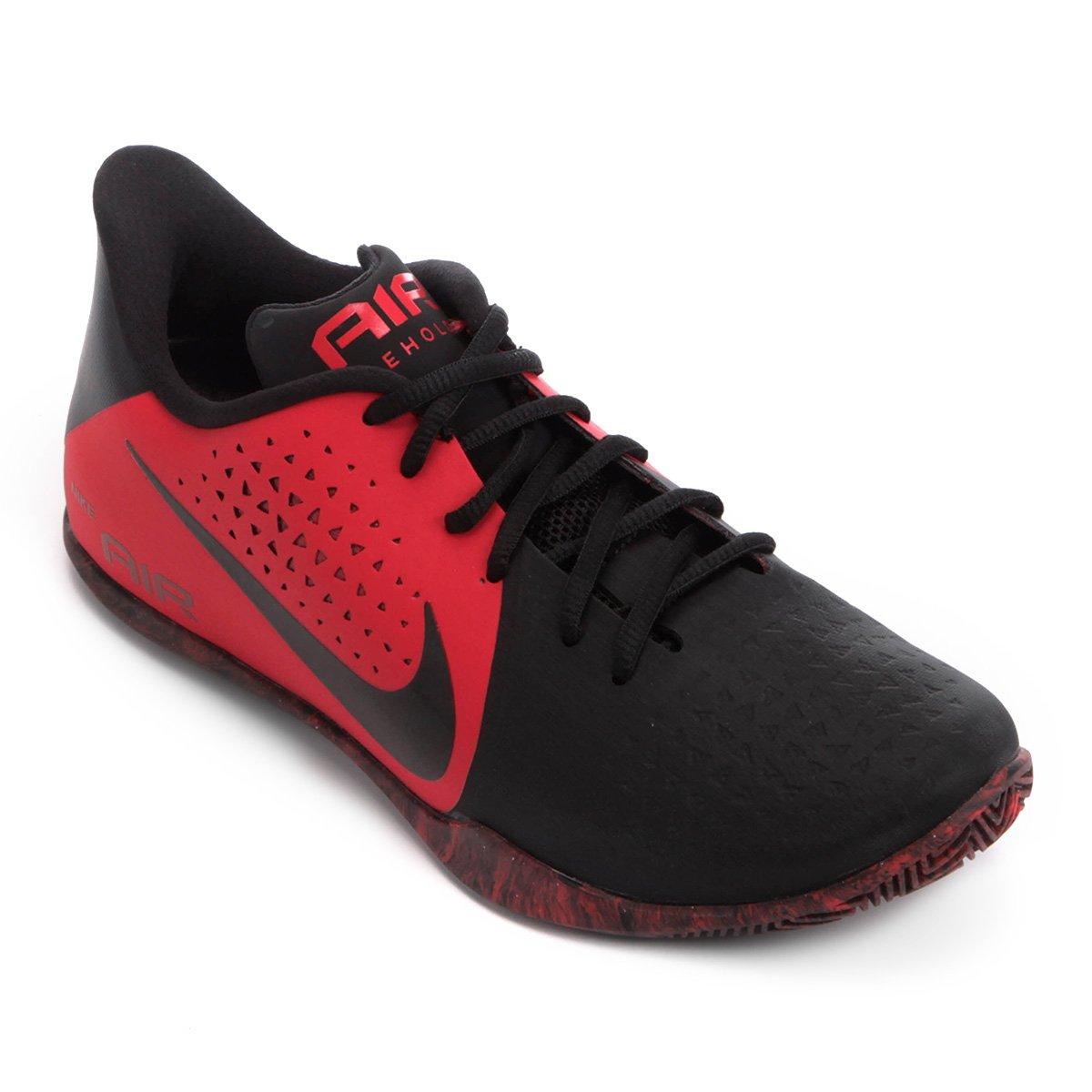 72c3748381 Tênis Nike Air Behold Low Masculino - Preto e Vermelho - Compre Agora