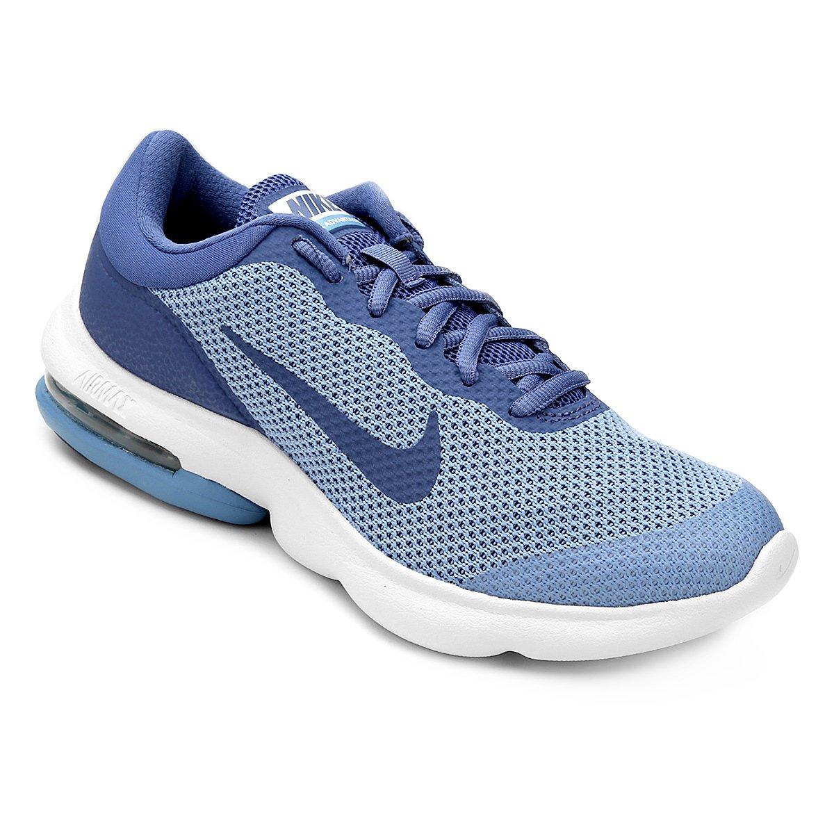 e4049d00e60 Tênis Nike Air Max Advantage Feminino - Azul - Compre Agora