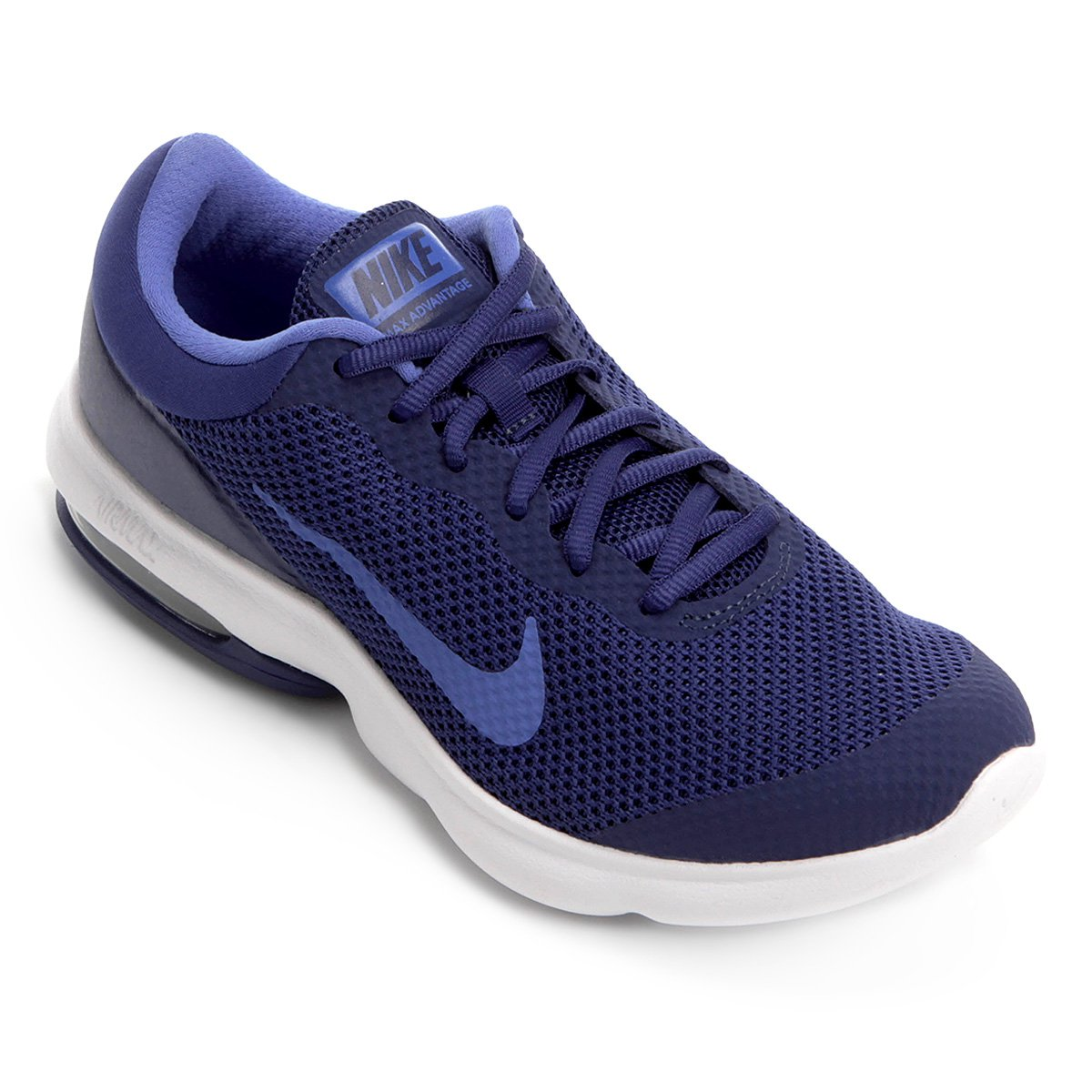 Tênis Nike Air Max Advantage Masculino Azul Royal