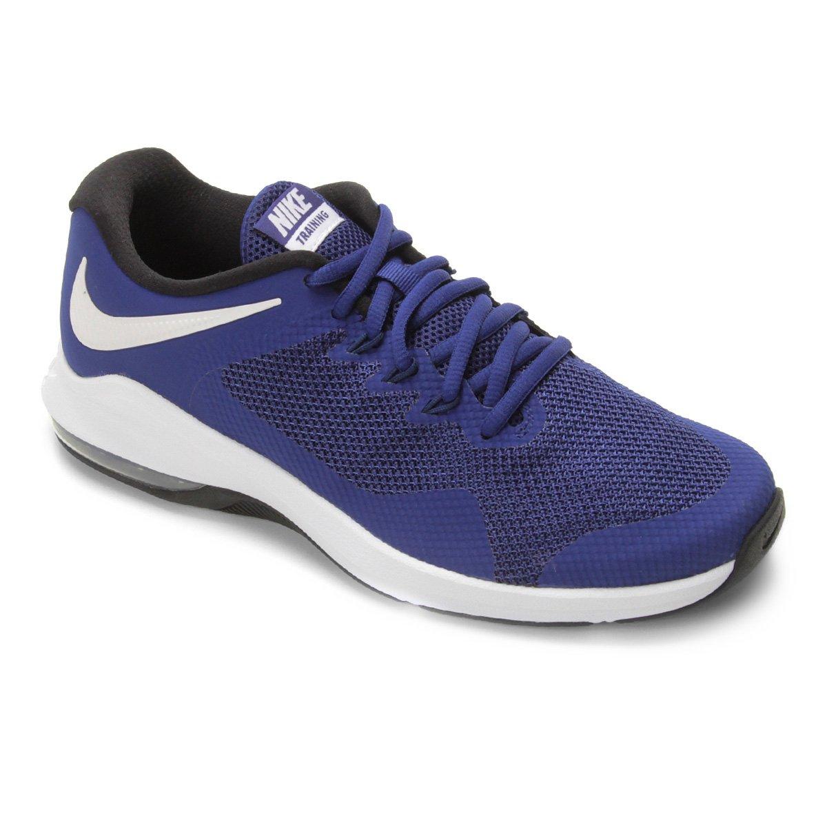 5a5a53db08 Tênis Nike Air Max Alpha Trainer Masculino - Azul Escuro | Shop Timão