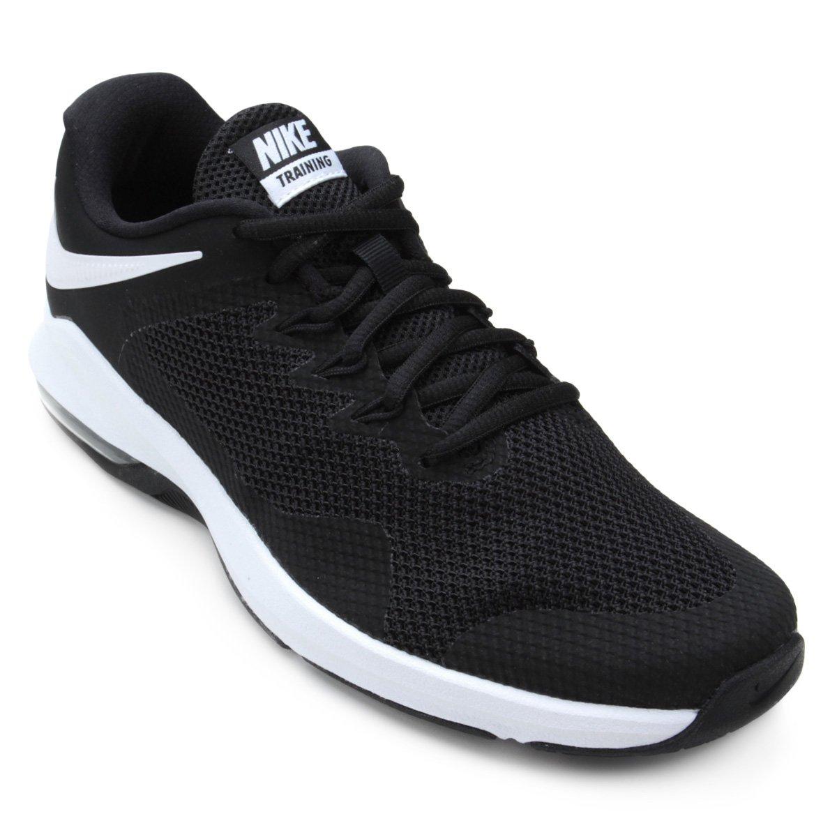 151aa8ab20 Tênis Nike Air Max Alpha Trainer Masculino - Preto e Branco | Shop Timão