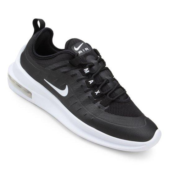 Tênis Nike Air Max Axis Feminino - Branco+Preto