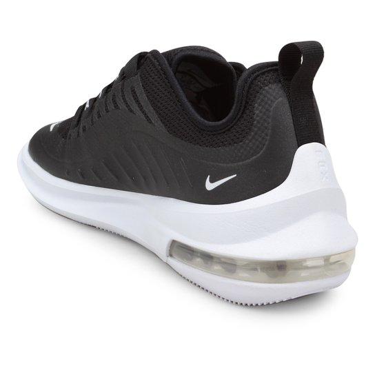 Tênis Nike Air Max Axis Feminino Branco E Preto