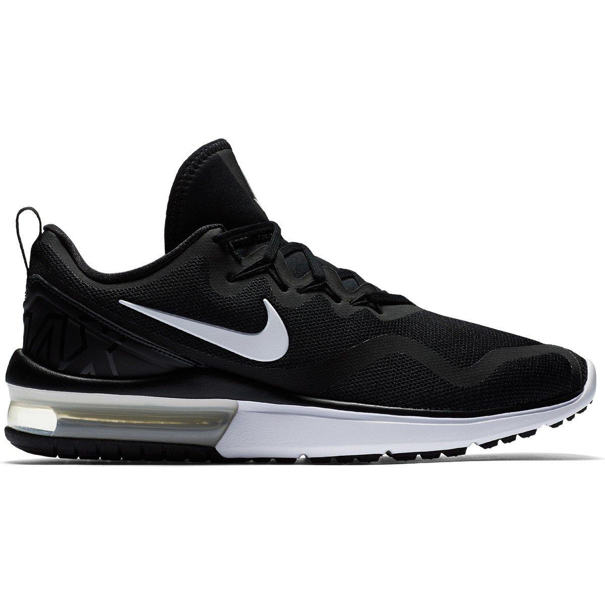 bafe29da8636c Tênis Nike Air Max Fury Masculino - Preto e Branco | Shop Timão