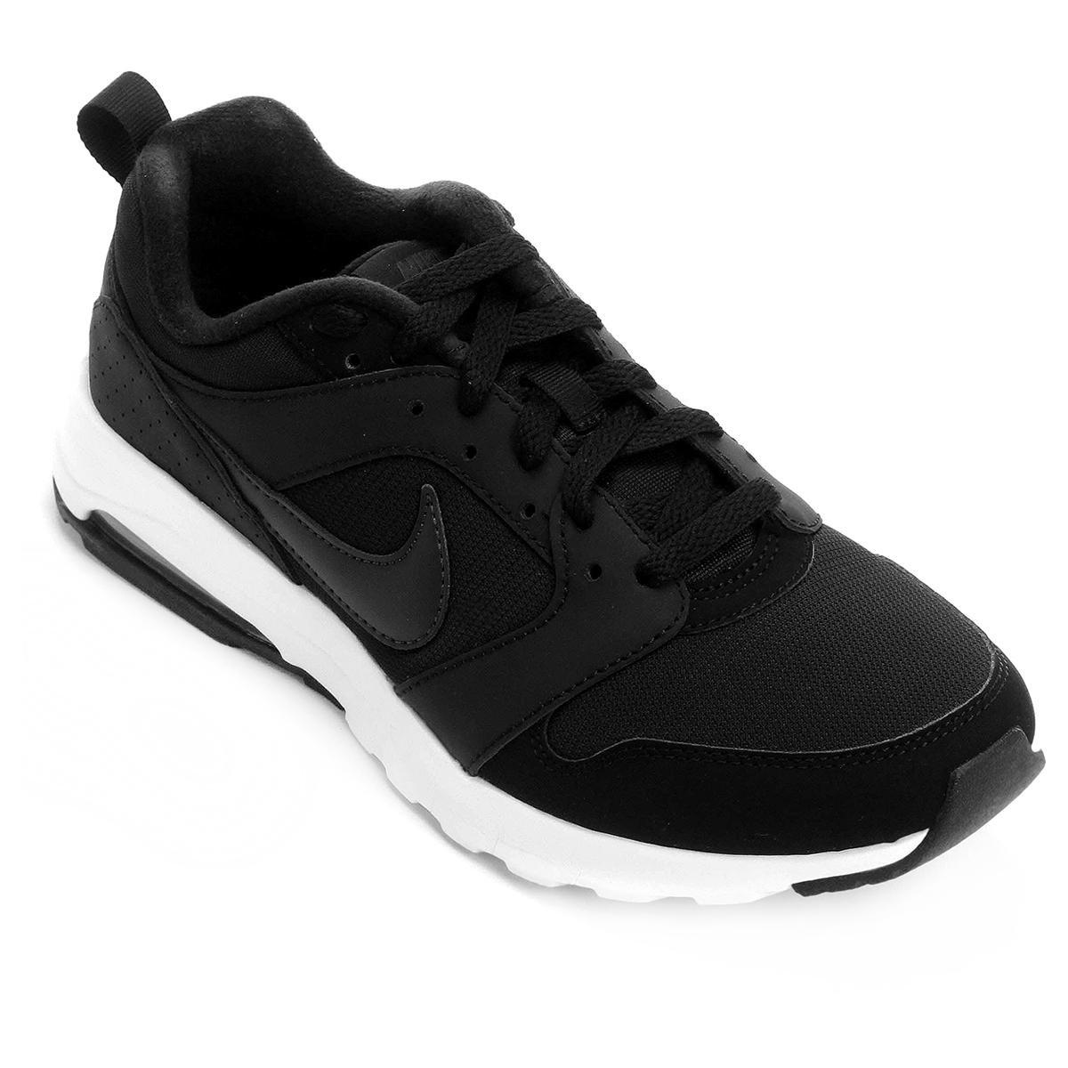Tênis Nike Air Max Motion Masculino - Preto e Branco - Compre Agora ... 93a78fa3a2c1e