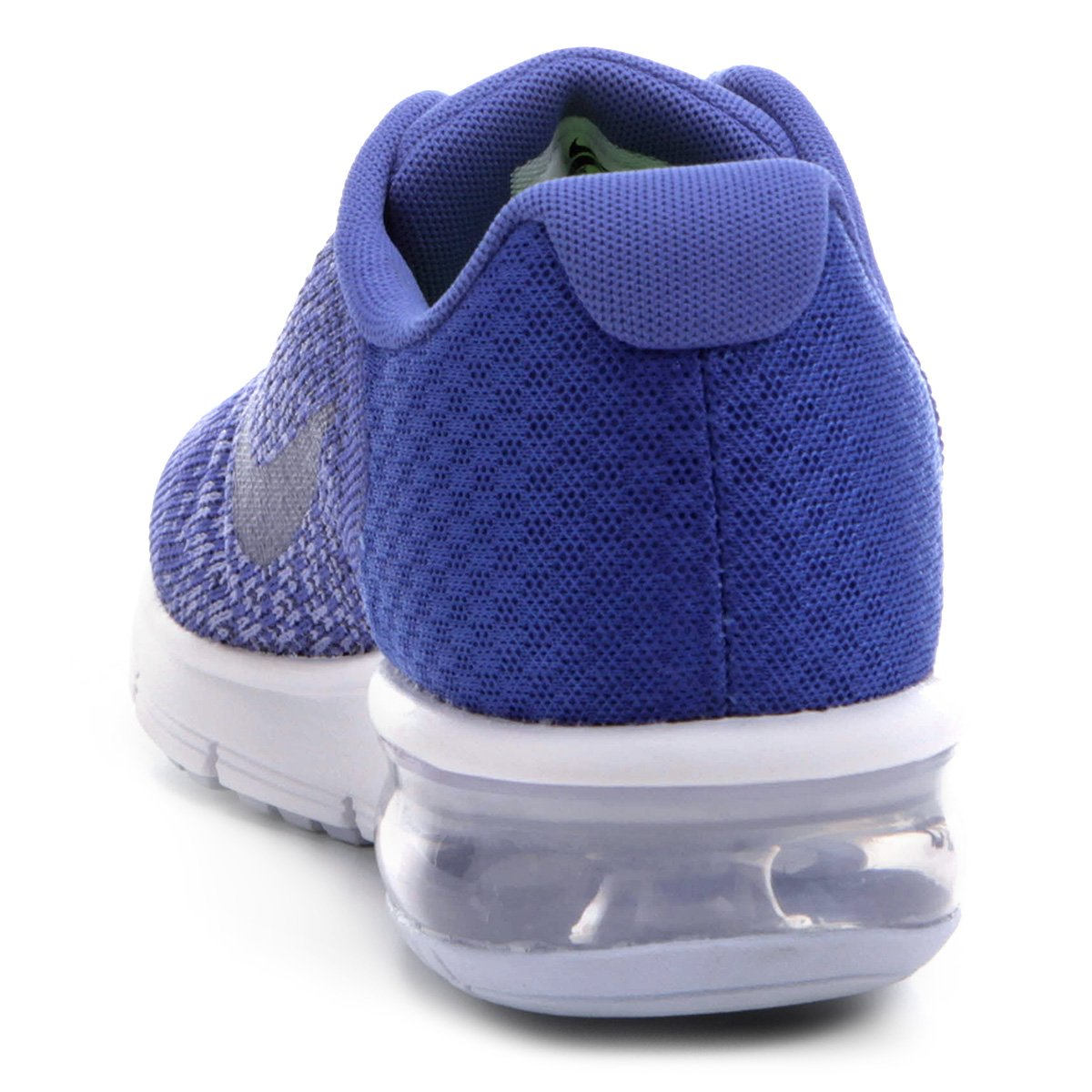 Tênis Nike Air Max Sequent 2 Feminino Azul Royal Shop Timão