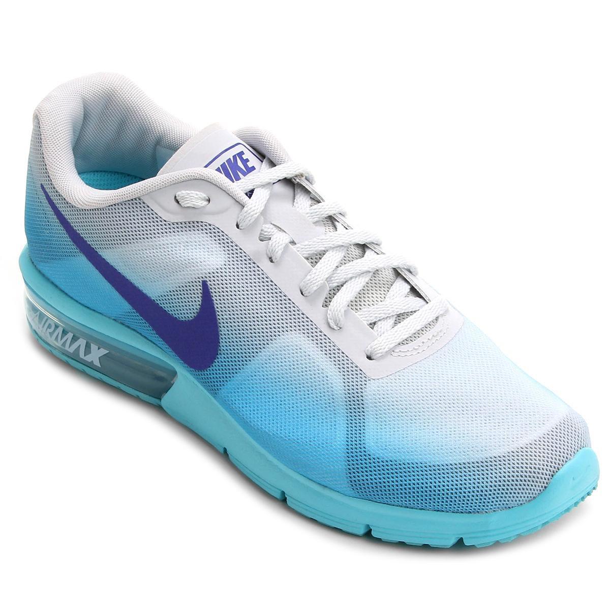 c2c8821210700 Tênis Nike Air Max Sequent Feminino - Compre Agora