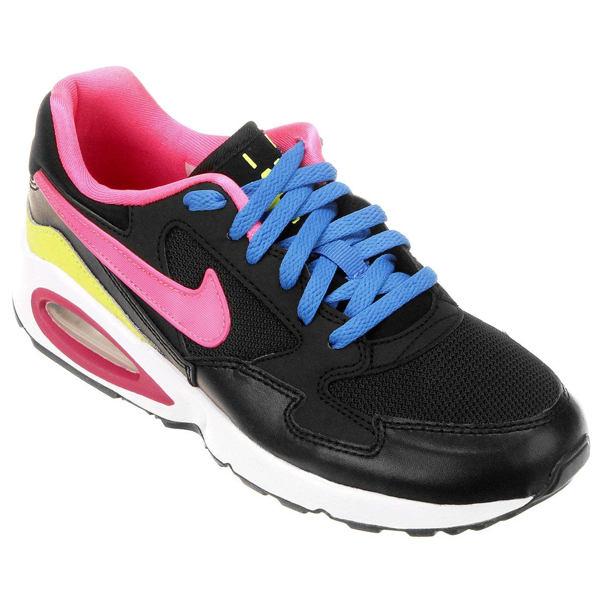 444b938f0 Tênis Nike Air Max ST Juvenil | Shop Timão