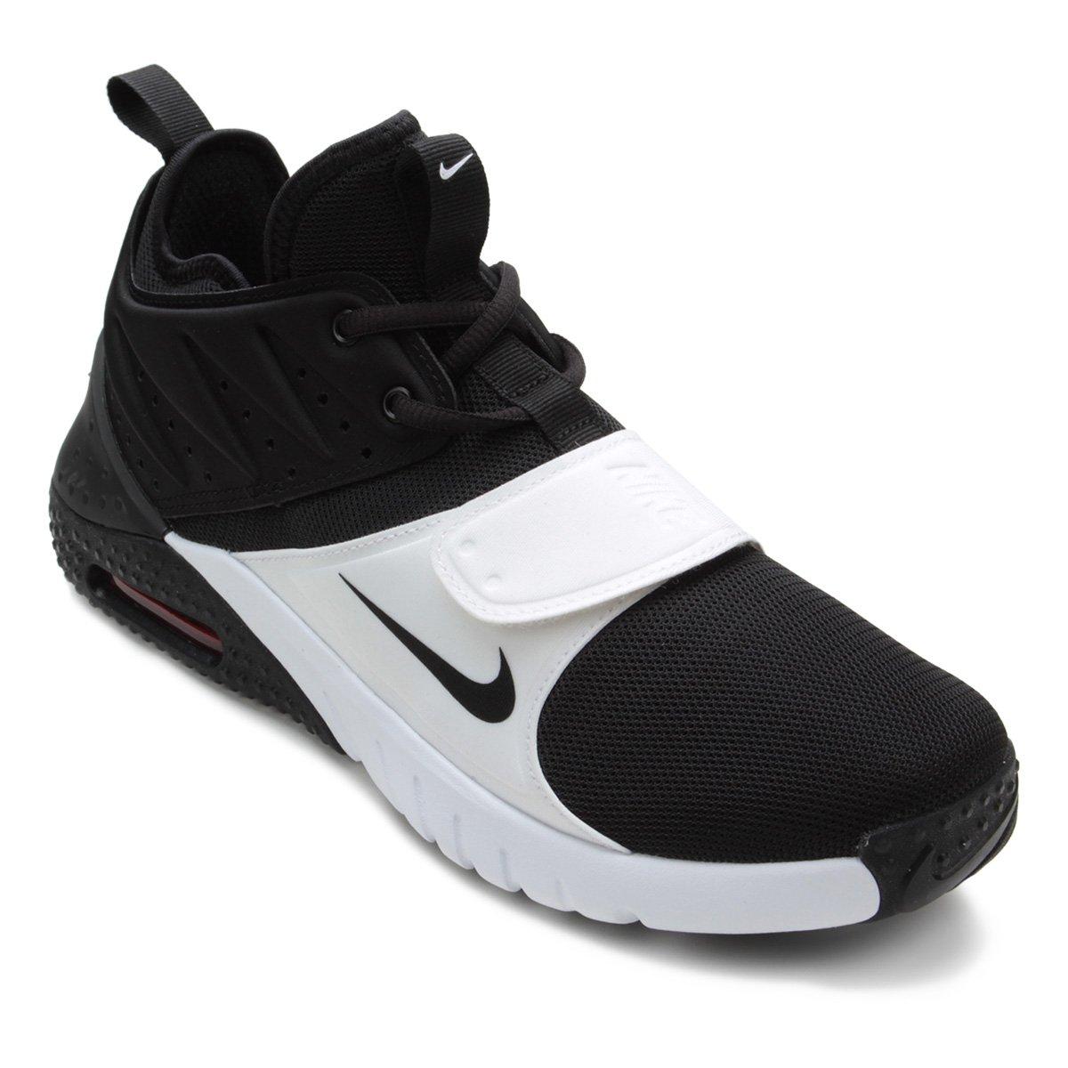 18d35fb59 Tênis Nike Air Max Trainer 1 Masculino - Preto e Branco - Compre Agora