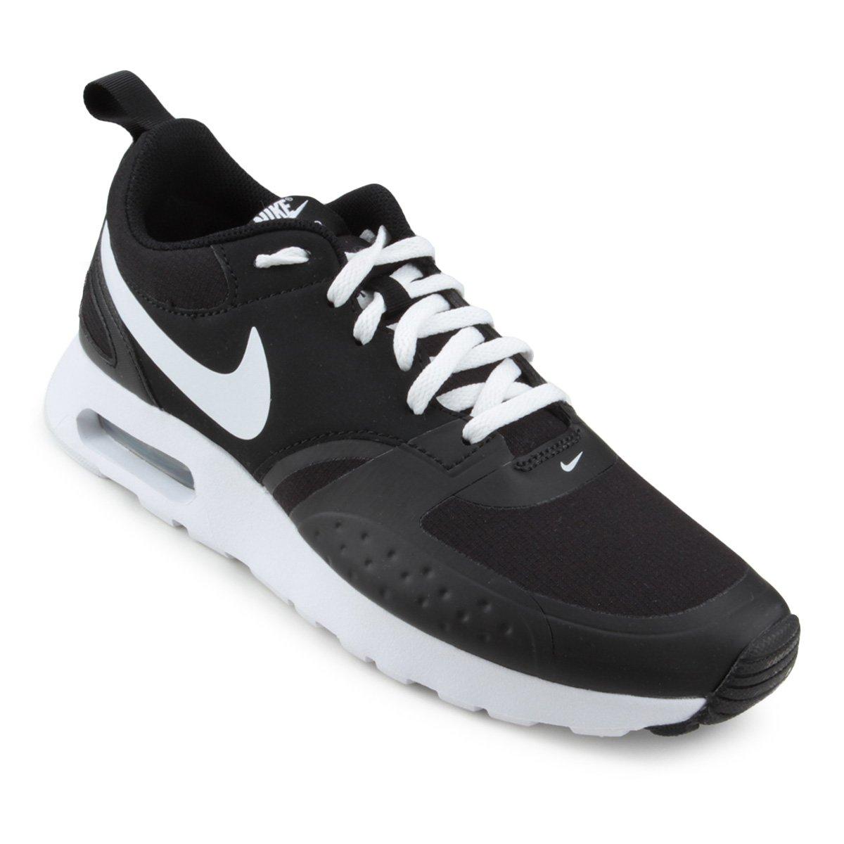 0afba0960a5 Tênis Nike Air Max Vision Masculino - Branco e Preto - Compre Agora ...