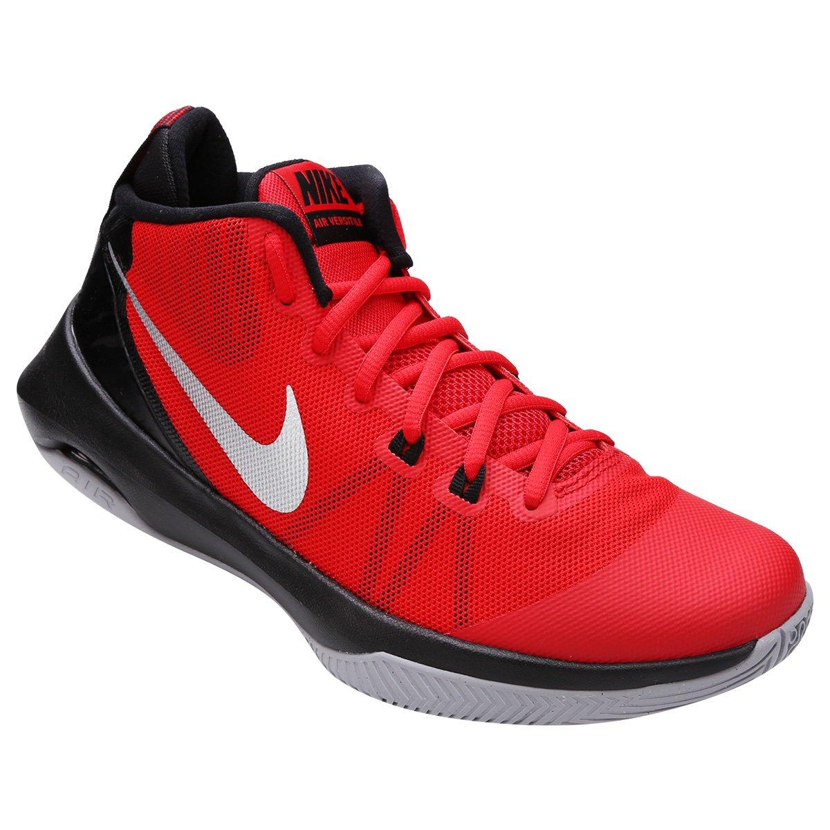 Tênis Nike Air Versitile Masculino - Vermelho e Preto - Compre Agora ... e7a9f6180d8b4