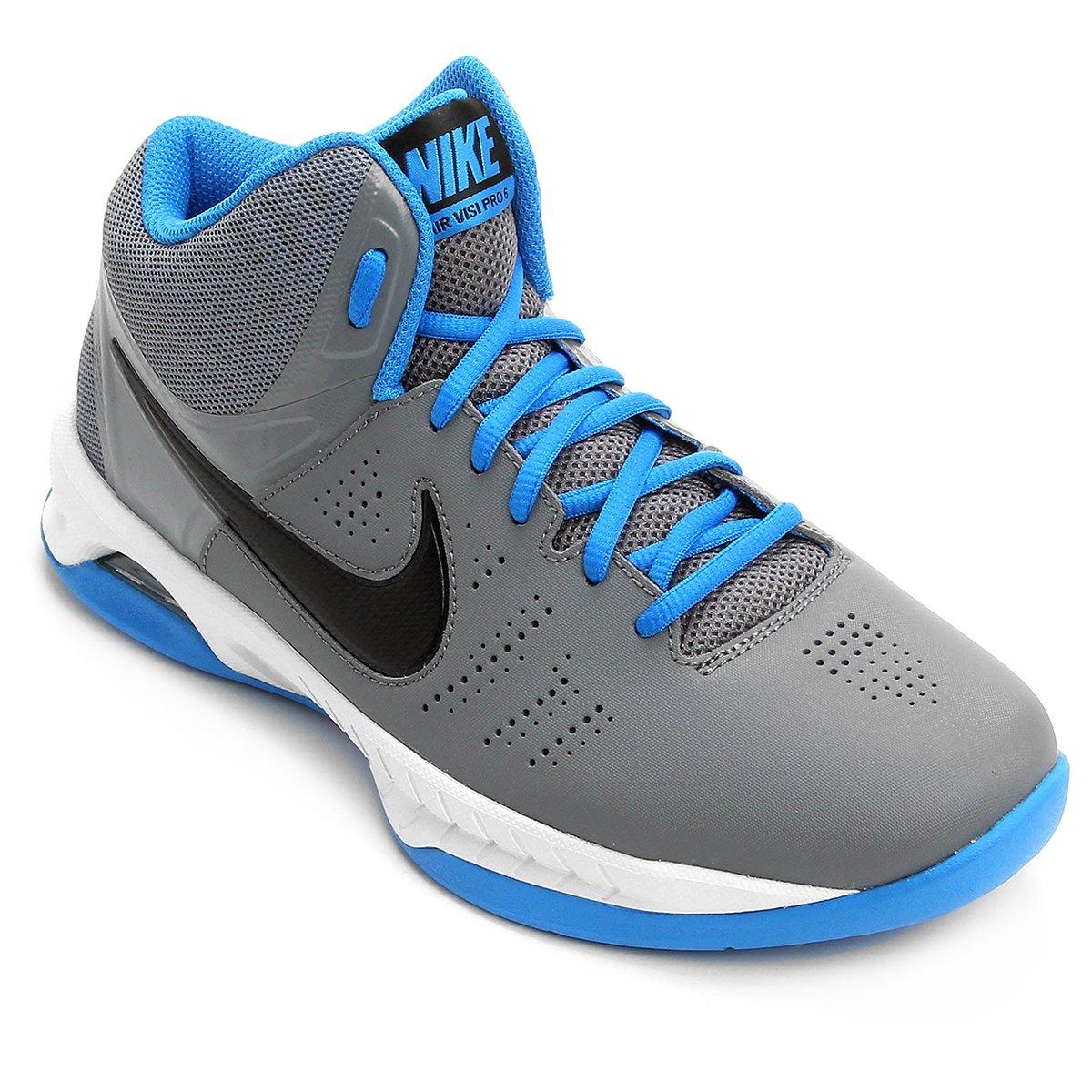 san francisco b36cf cf183 Tênis Nike Air Visi Pro 6   Shop Timão