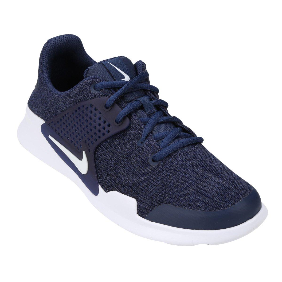 Tênis Nike Arrowz - Marinho e Branco - Compre Agora  325b21a09aa2f