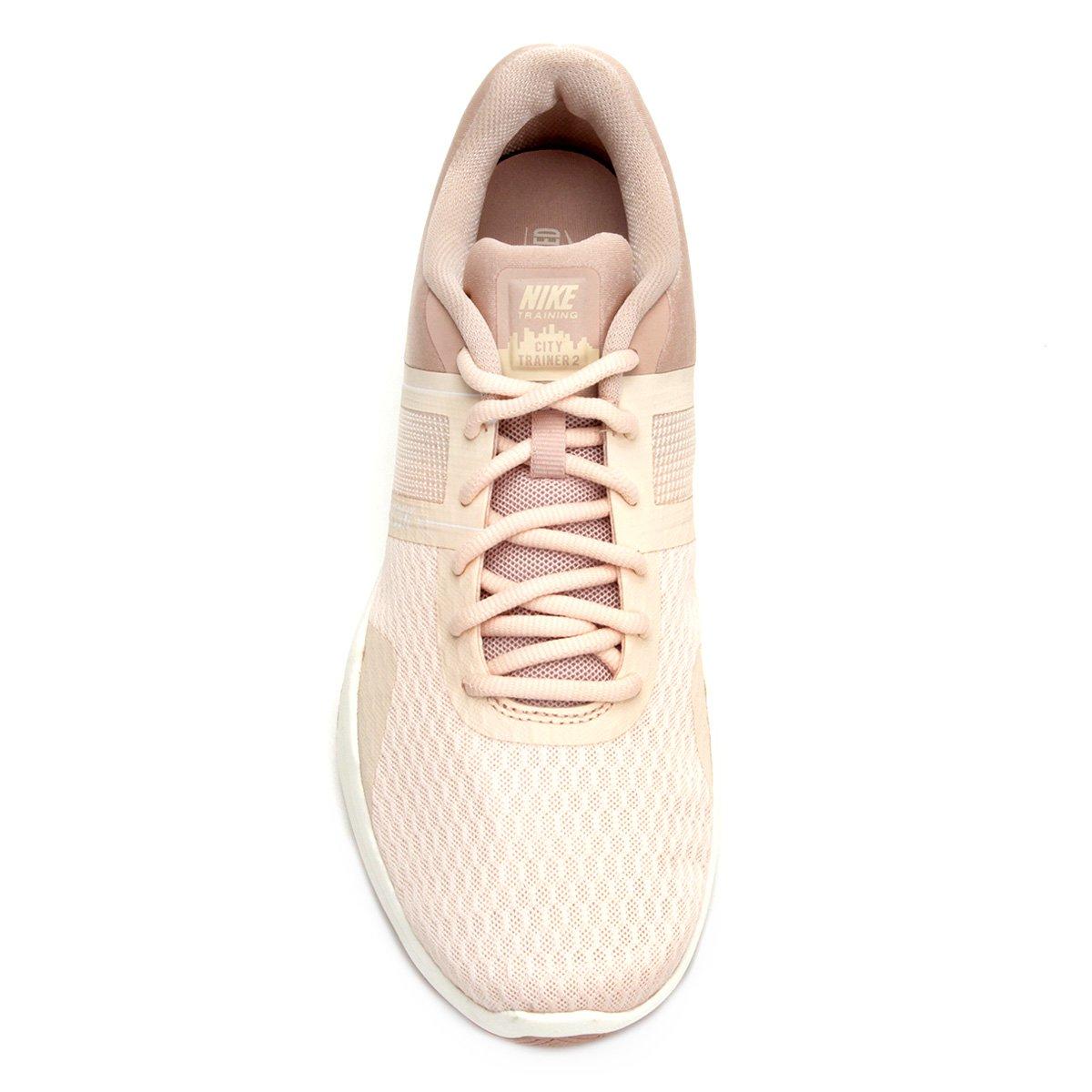 8f05eaa13b Tênis Nike City Trainer 2 Feminino - Bege - Compre Agora
