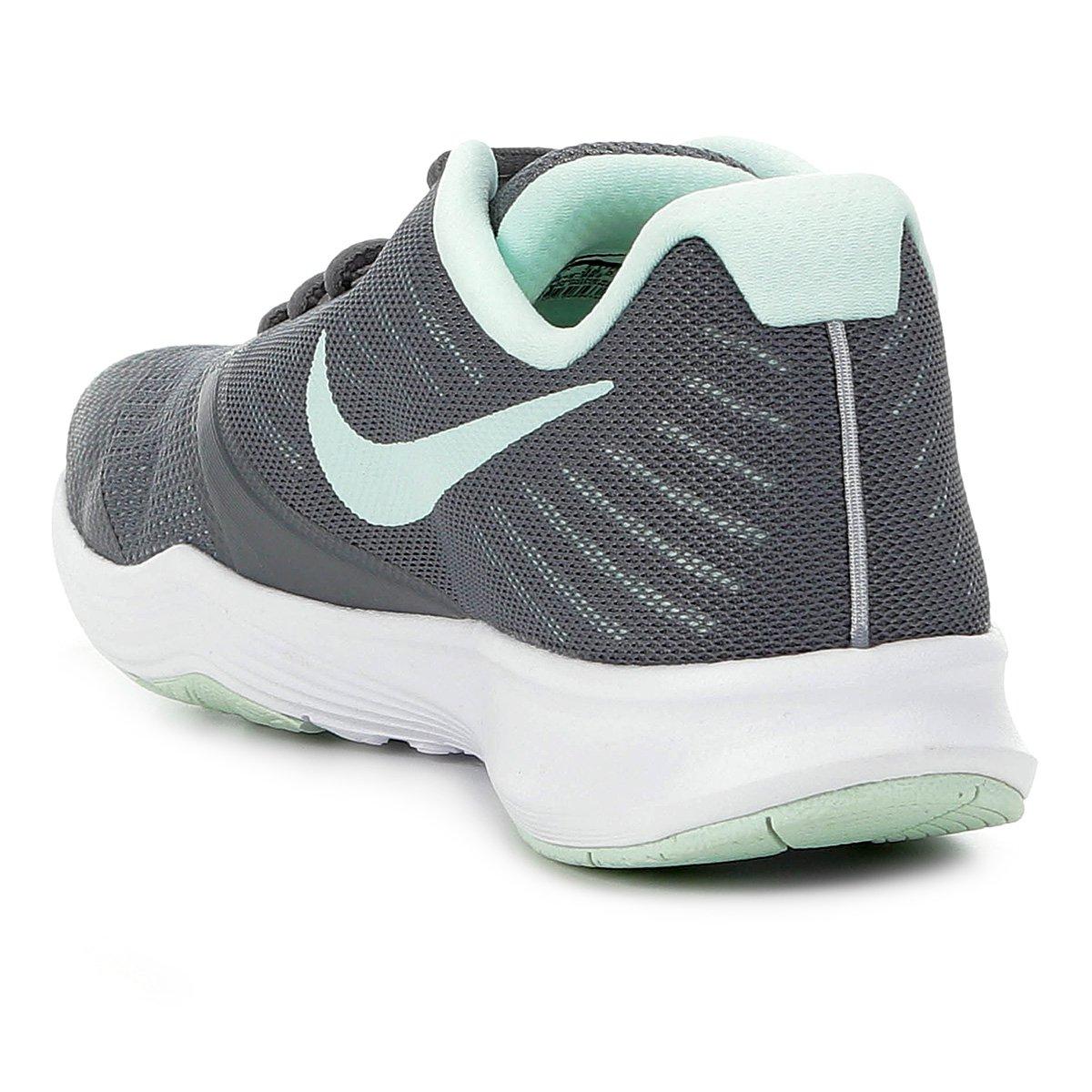 Tênis Nike City Trainer Feminino - Cinza - Compre Agora  4235f0e7a6e9f