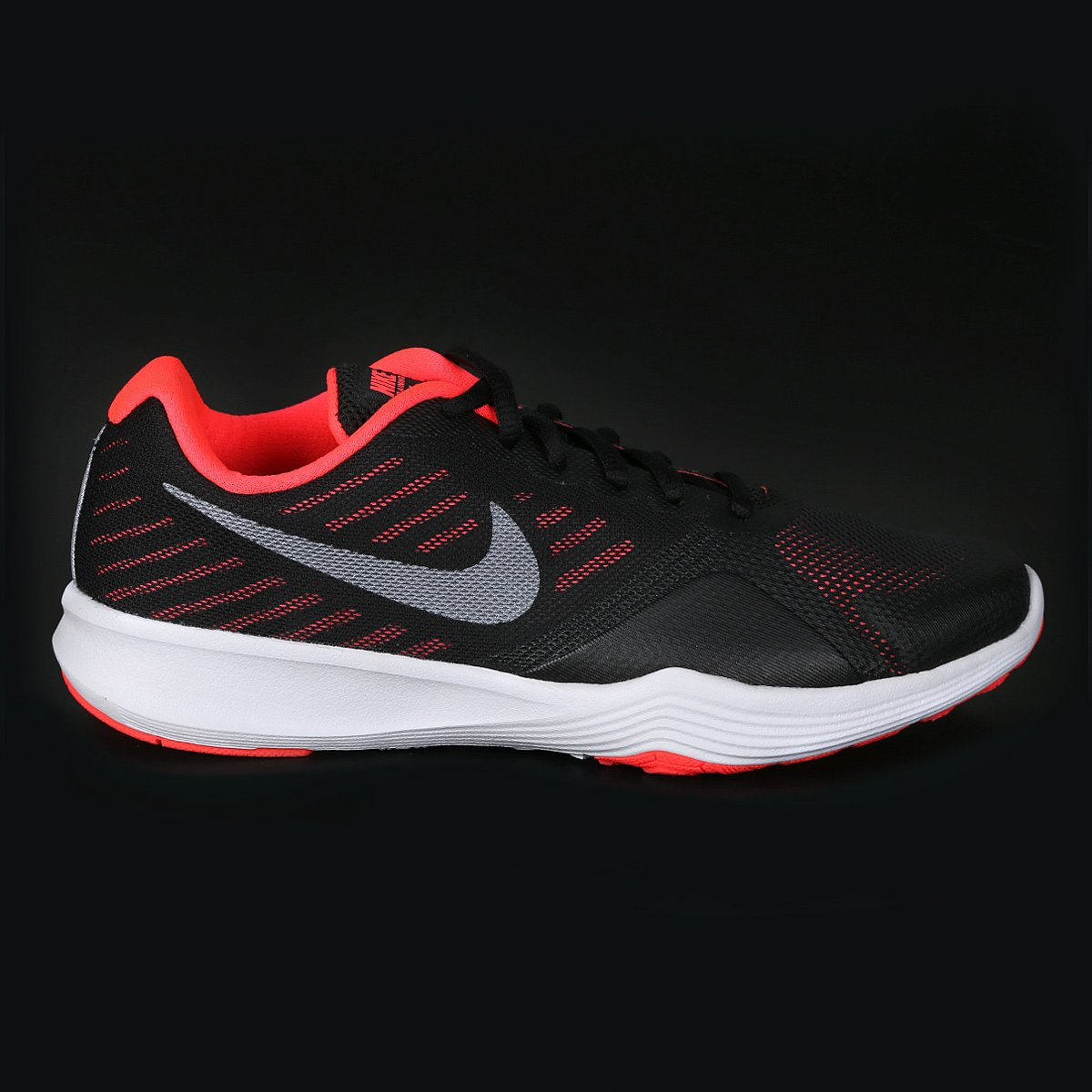 ... Tênis Nike City Trainer Feminino - Preto e Cinza - Compre Agora ...  d52e95f664b6b0 . ... 73d1dab0b6a48