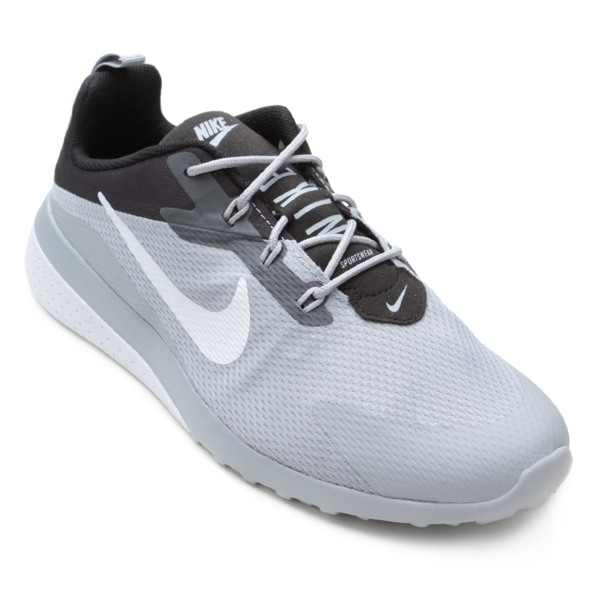 Tênis Nike CK Racer 2 Masculino - Cinza e Preto - Compre Agora ... 1b6a6321ec