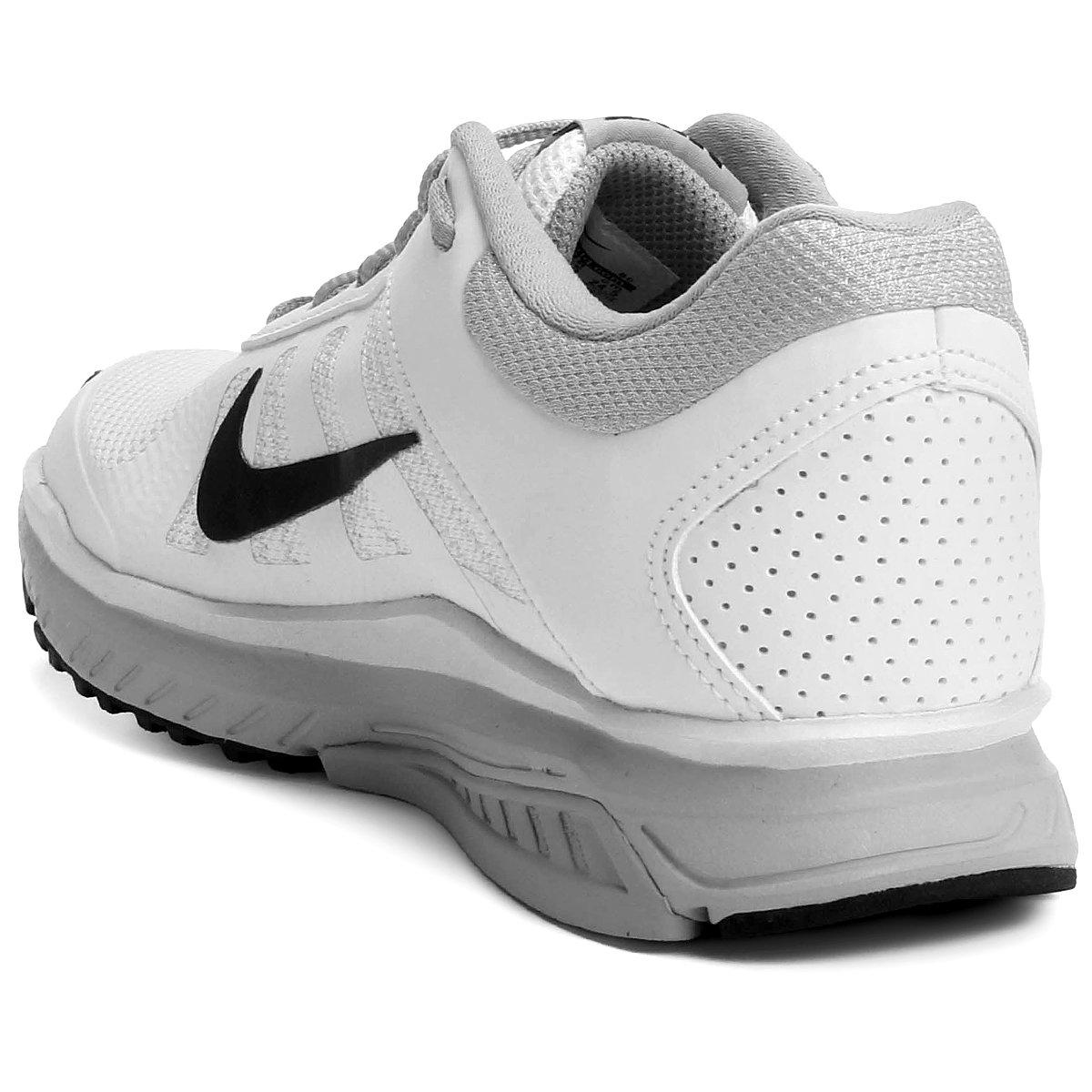 Tênis Nike Dart 12 MSL Feminino - Branco e Preto - Compre Agora ... e936dbb237a56