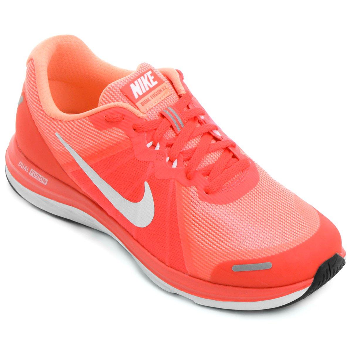 Tênis Nike Dual Fusion X 2 Feminino - Compre Agora  6aa447a2de3f8