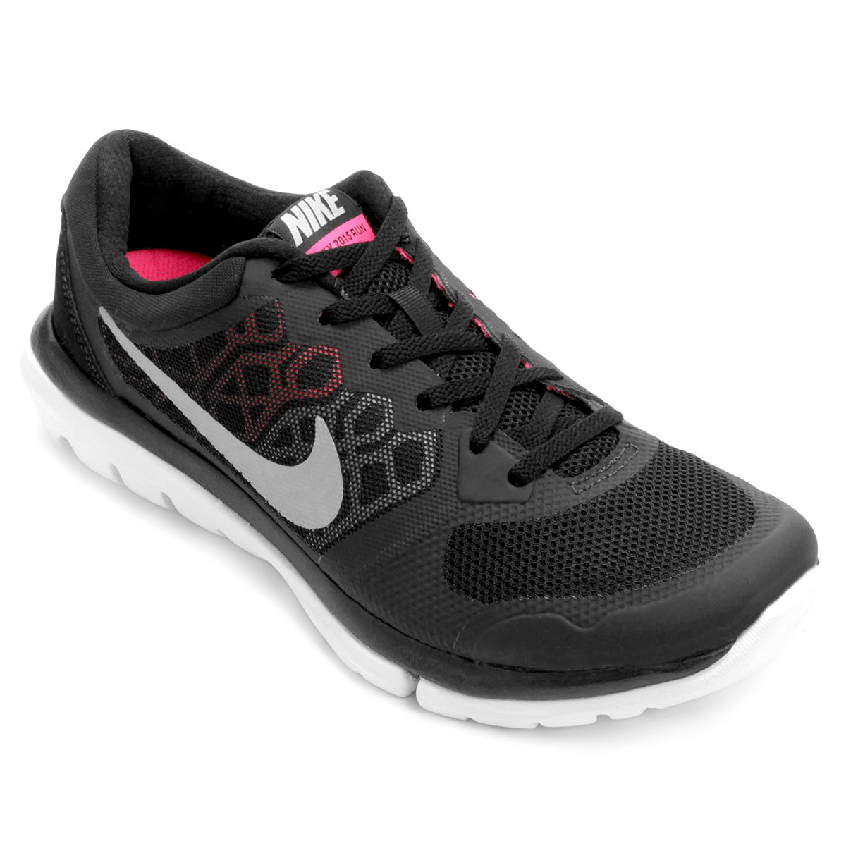 fb76233644b0 Tênis Nike Flex 2015 RN MSL Feminino - Compre Agora