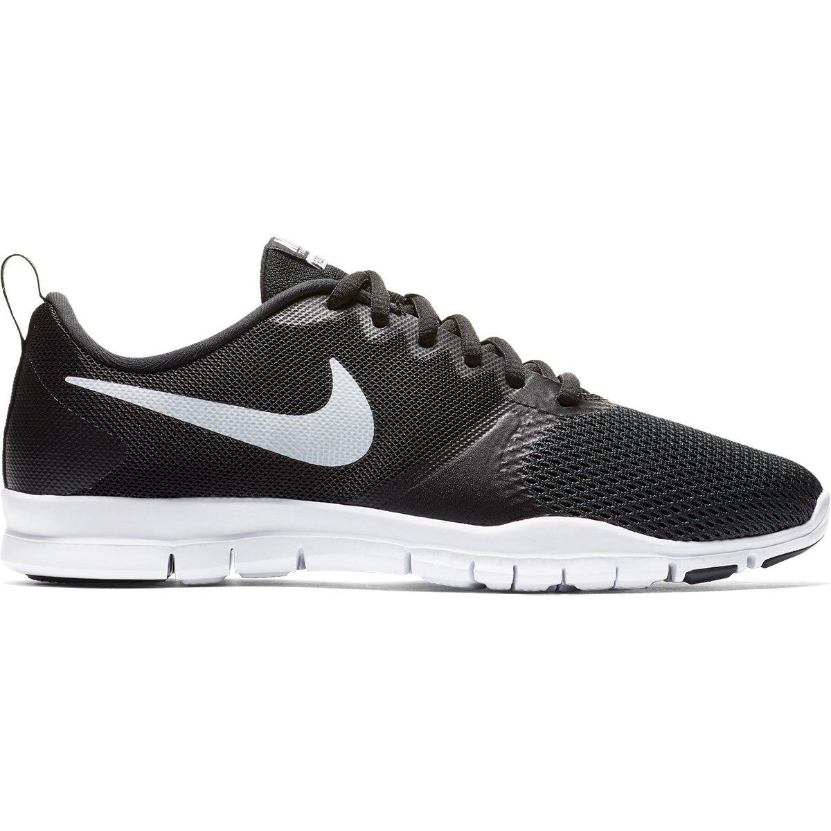 932f4ebaa37 Tênis Nike Flex Essential TR Feminino - Preto e Branco - Compre Agora