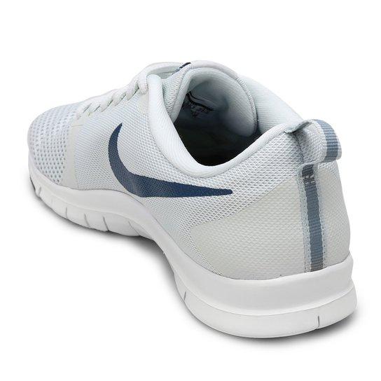 Tênis Nike Flex Essential Tr Feminino Cinza E Azul