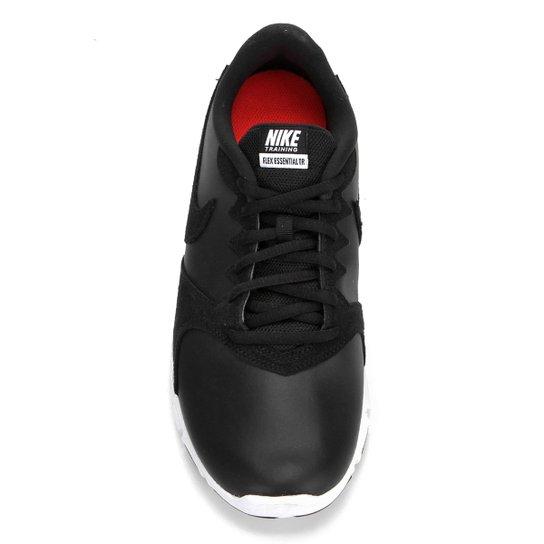 Tênis Nike Flex Essential Tr Lt Feminino Preto E Branco