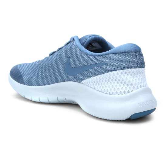 Tênis Nike Flex Experience Rn 7 Feminino Azul E Azul Claro