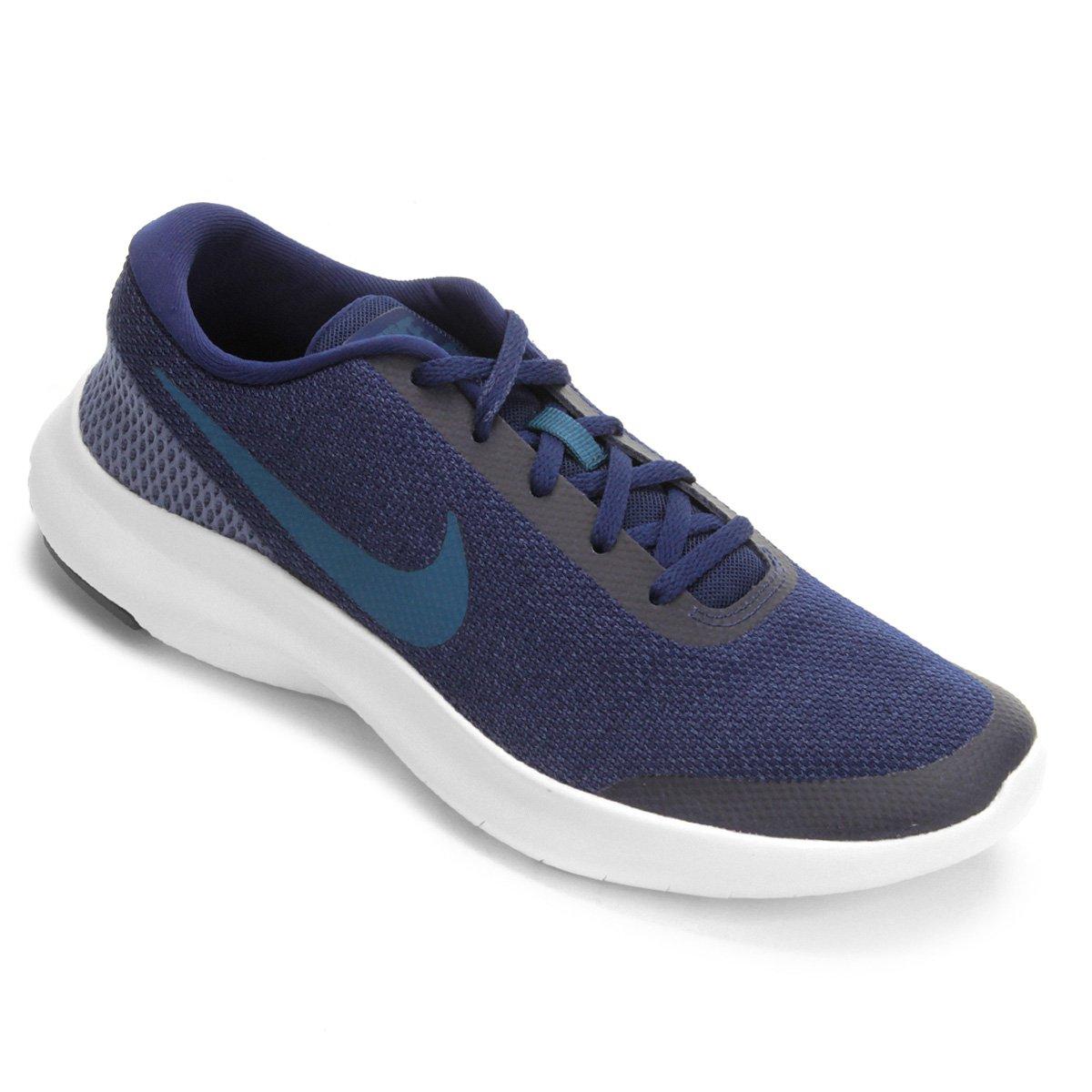 0e7148cc1b3 Tênis Nike Flex Experience RN 7 Masculino - Azul - Compre Agora ...