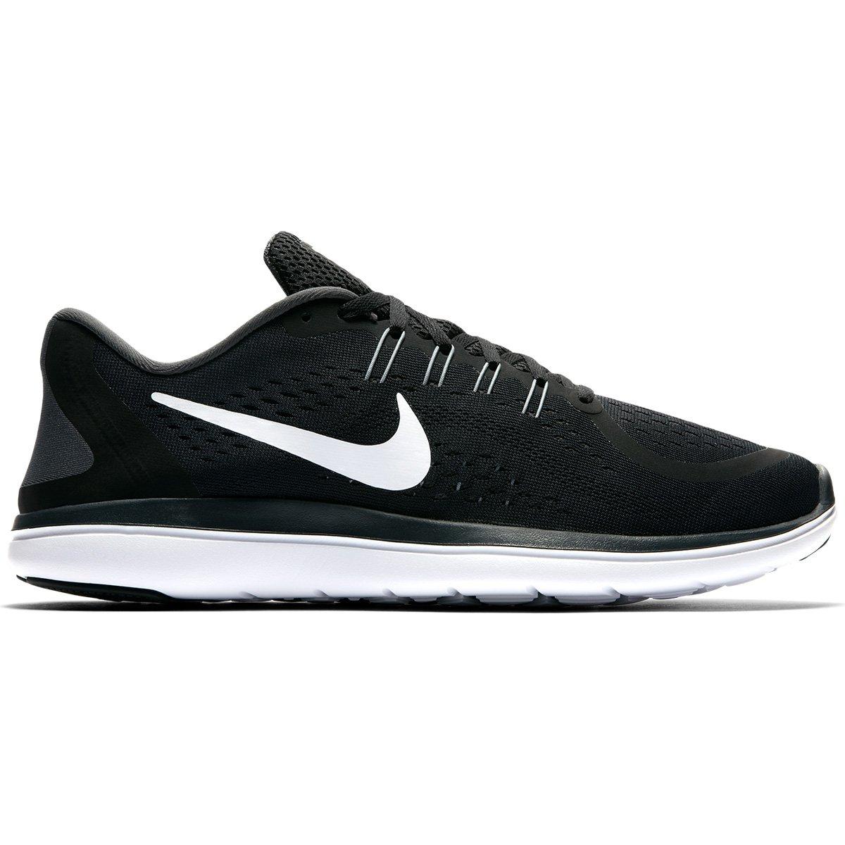 19987c36f Tênis Nike Flex Run Masculino - Preto e Branco - Compre Agora