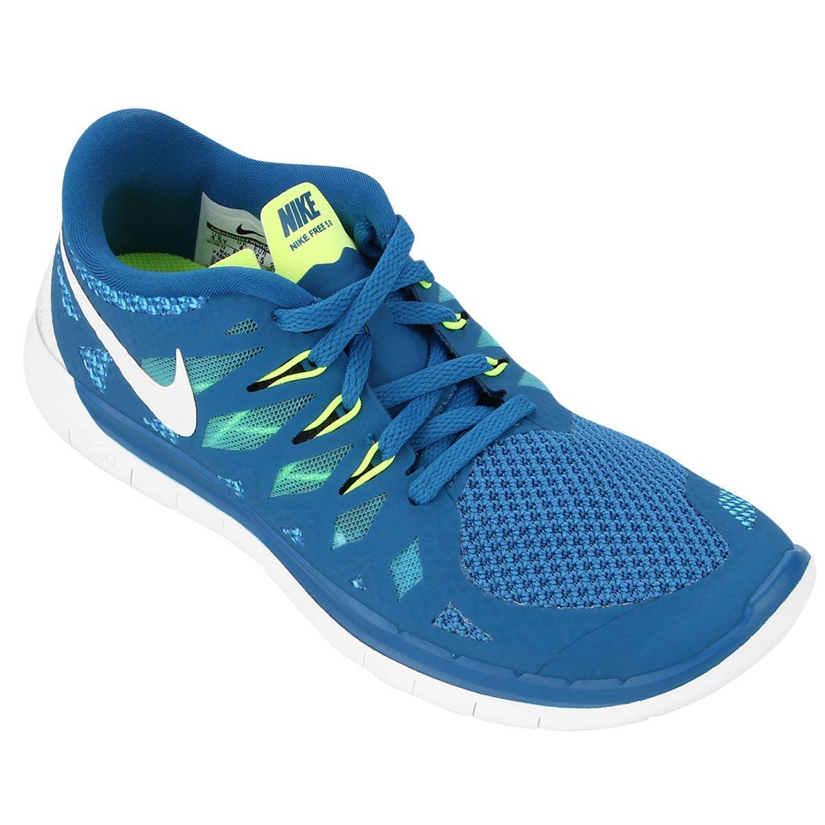 Nike Free 5.0 Netshoes Feminino