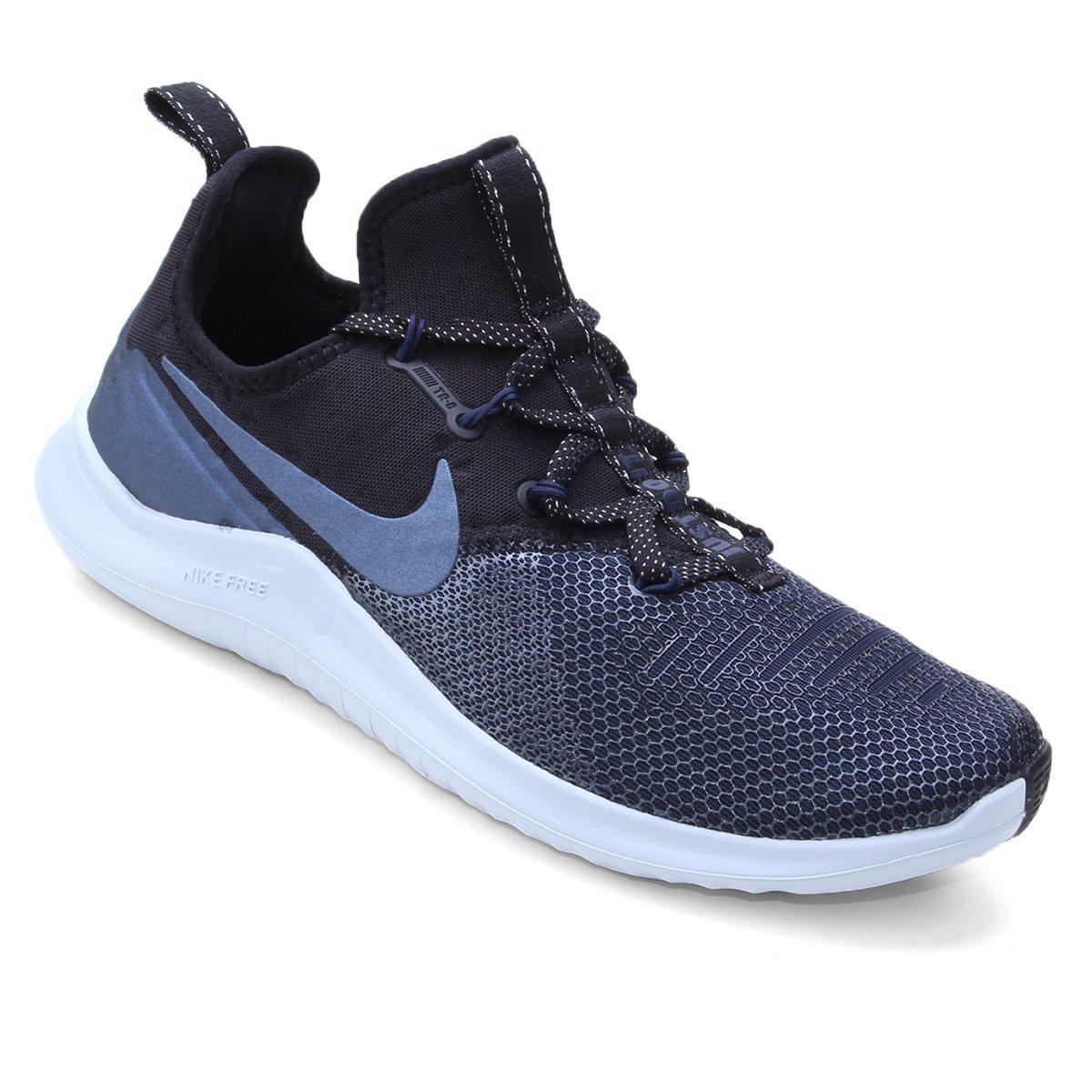 Tênis Nike Free Tr 8 Metalic Feminino | Shop Timão