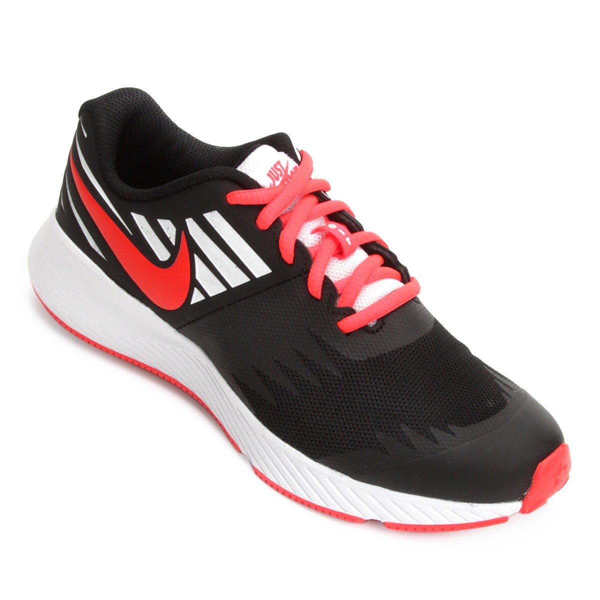 Tênis Nike Infantil Star Runner - Preto e Branco - Compre Agora ... 241908f25a12c
