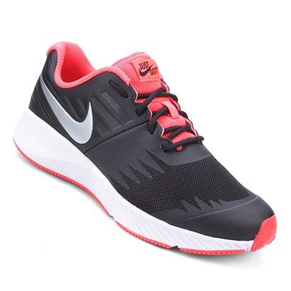8f9c6eb74ff92 Tênis Nike Infantil Star Runner - Preto e Prata   Shop Timão