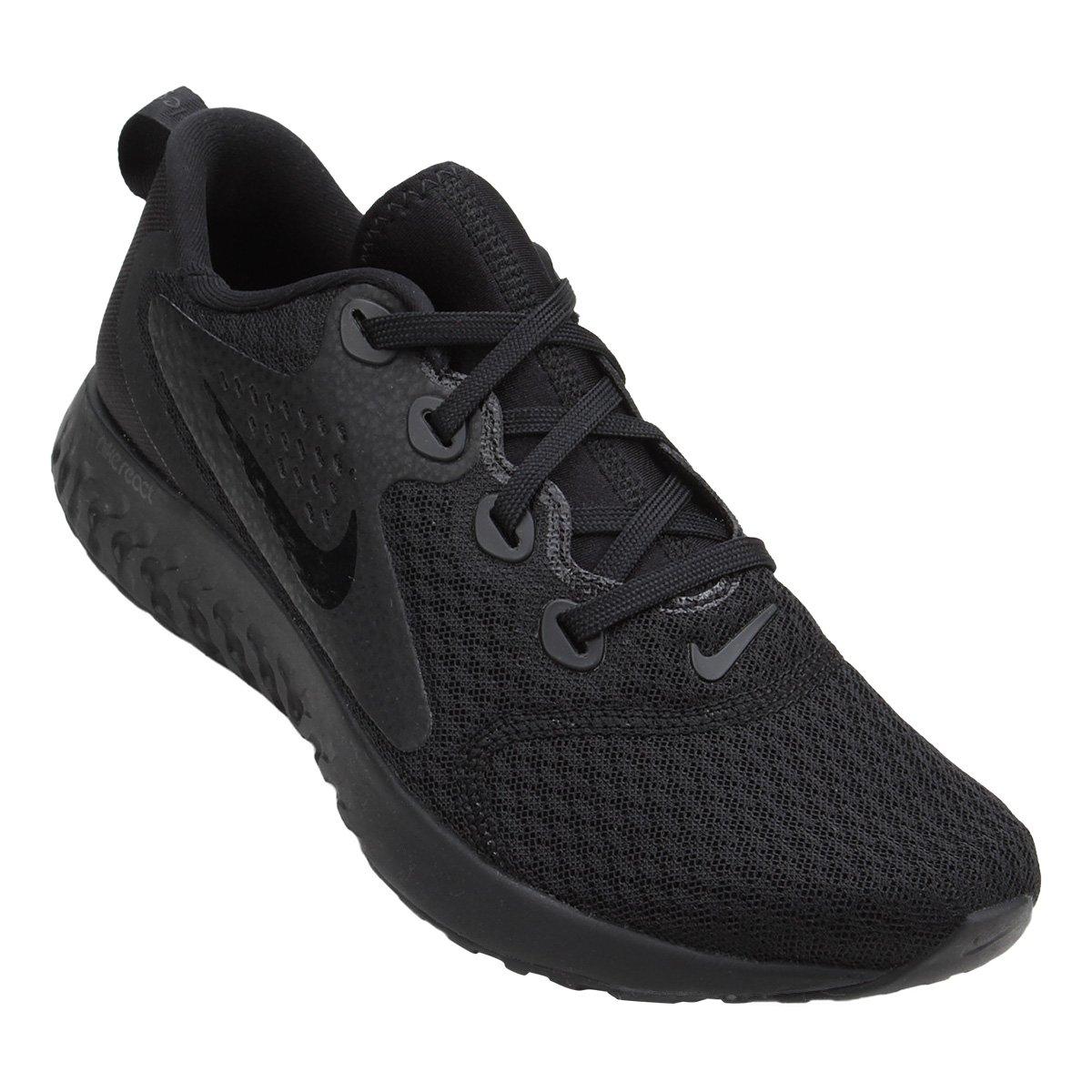 Tênis Nike Legend React Masculino - Preto - Compre Agora  a744c4b56be4e