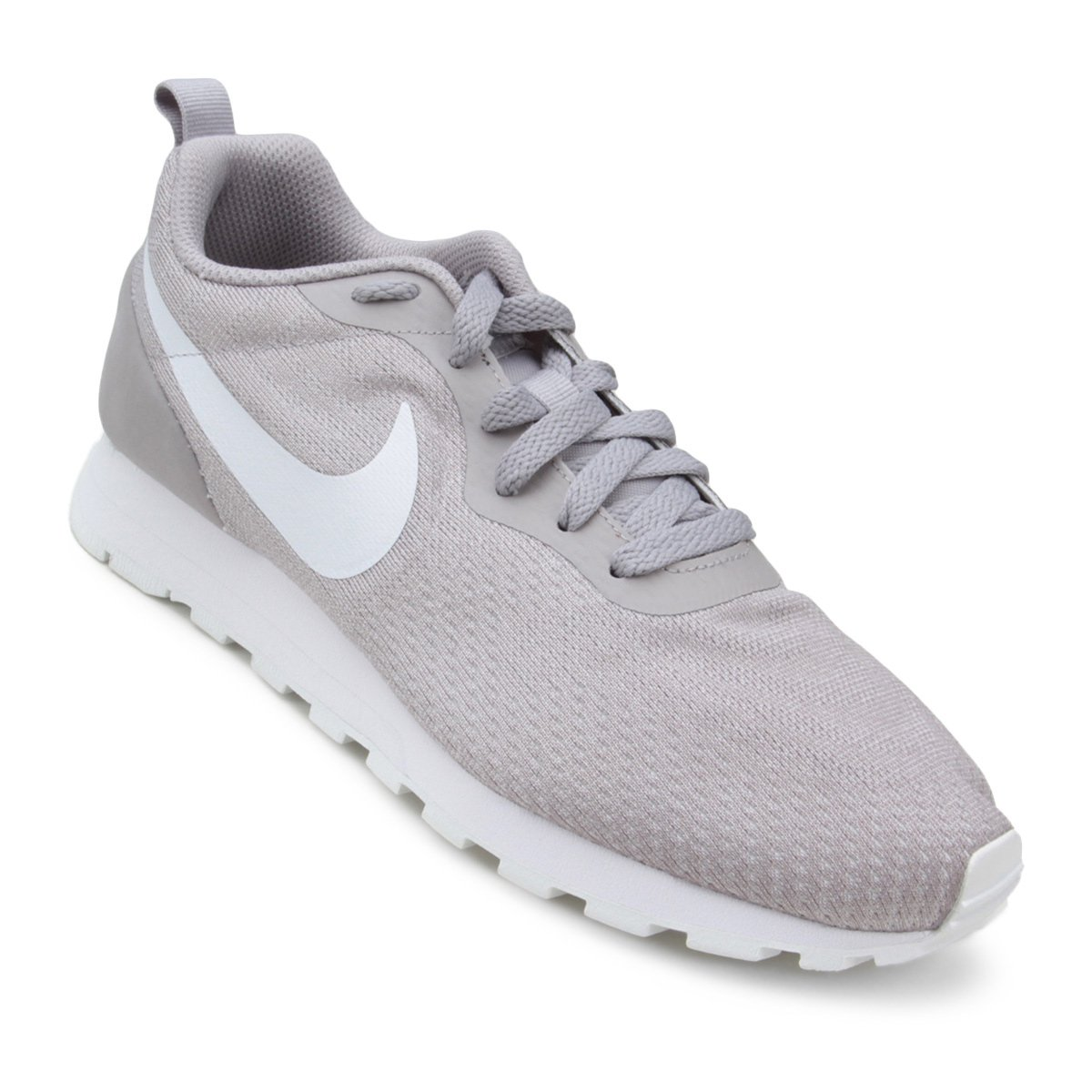 64516422bf436 Tênis Nike Md Runner 2 Eng Mesh Feminino - Cinza - Compre Agora ...