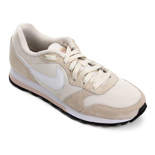 Marchito suizo Granjero  Tênis Nike Md Runner 2 Feminino - Mescla Claro | Shop Timão