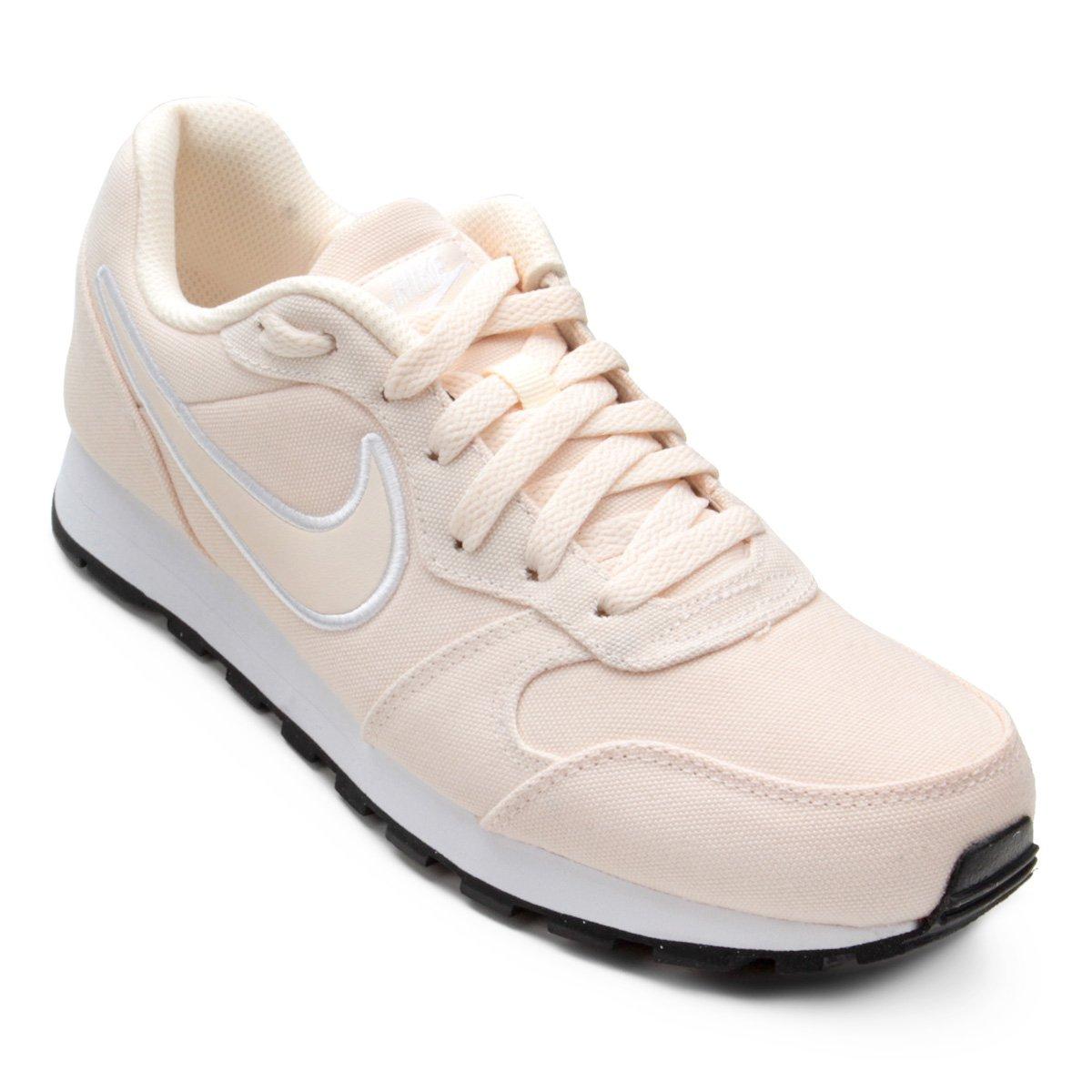 Tênis Nike Md Runner 2 SE Feminino - Nude - Compre Agora  579ee269fc3c3