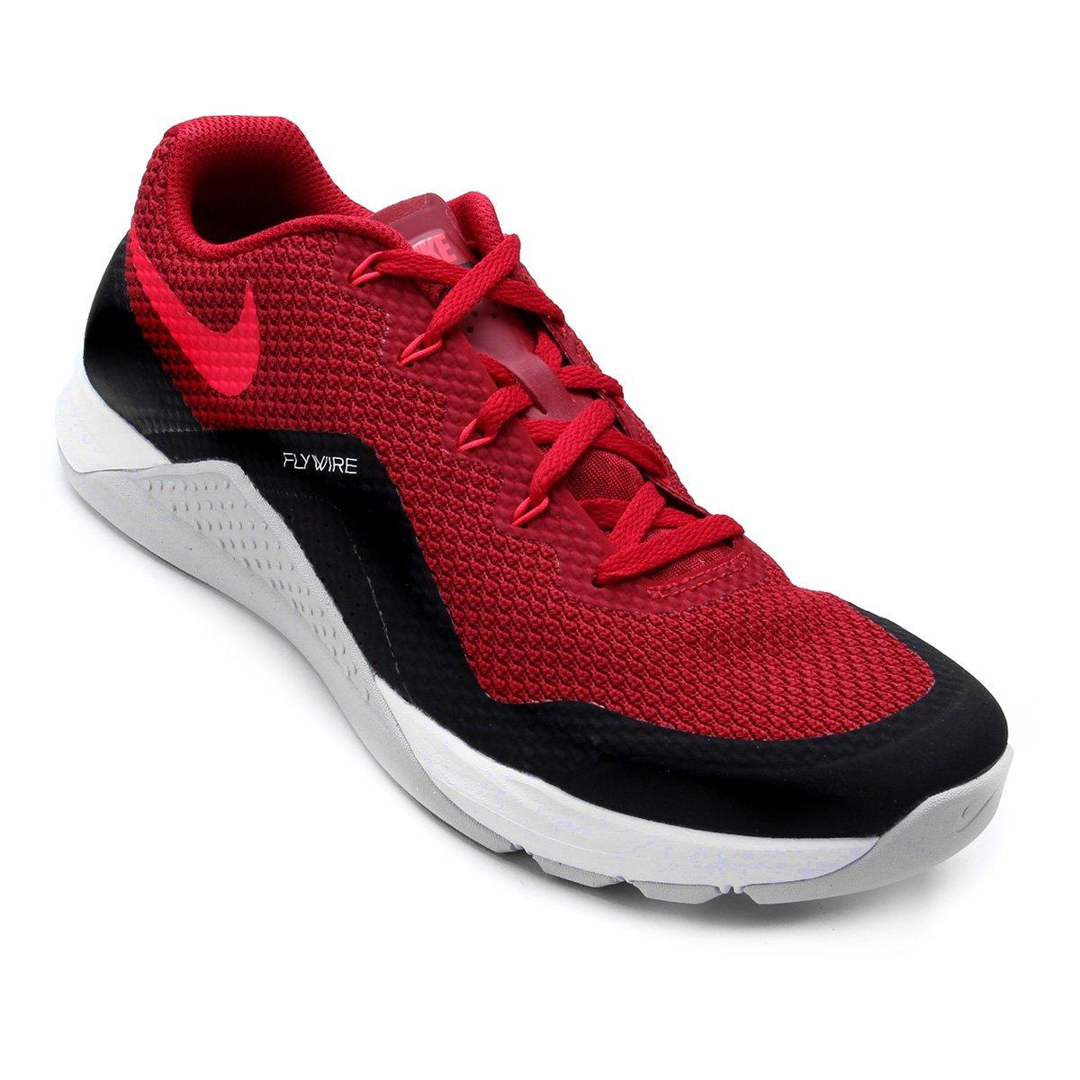 Tênis Nike Metcon Repper Dsx Masculino - Vermelho e Branco - Compre ... 9e40ac71aec86