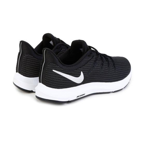 Tênis Nike Quest Feminino Preto E Cinza