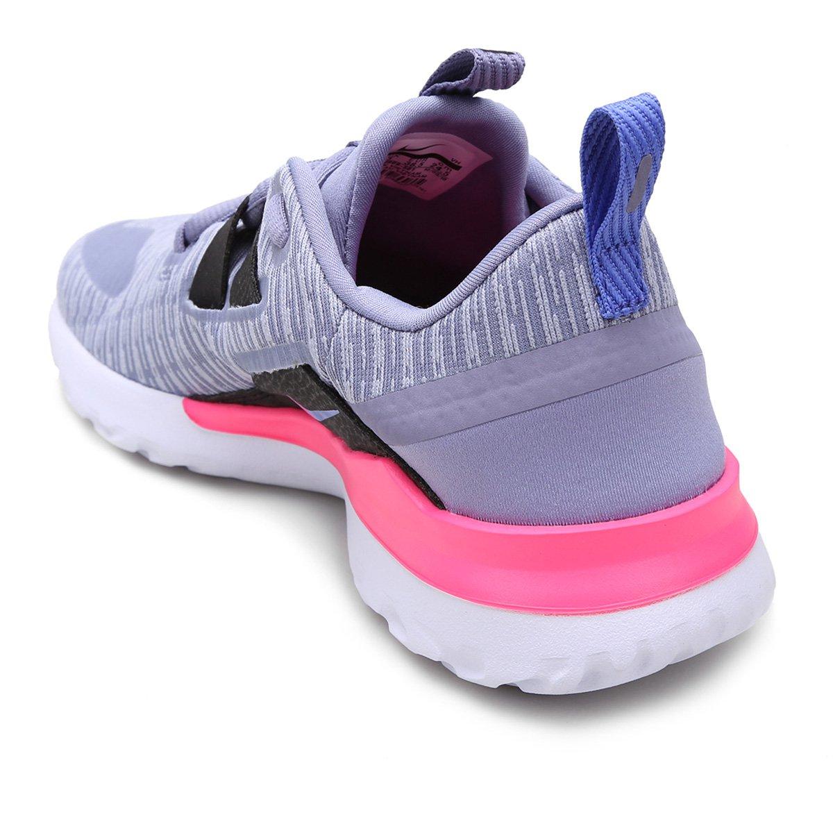 Tênis Nike Renew Arena Feminino Lilás Shop Timão